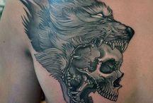 Tatuaże Męskie