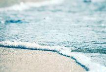 sea. / Sea ocean beach My happy place - Overal op de wereld altijd de fijnste plek / by Jody Hoogendoorn
