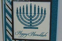 Hanukkah Cards / by Nancy Rienzo