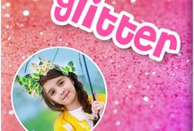 Glitter Photo Frames / Glitter Photo Frames   Would you like to see yourself in beautiful Glitter Photo Frames?