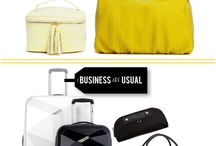 Travel Essentials / All the basic (and not so basic) items you need to travel in style!