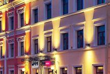 Moscow Hotel Interior Design