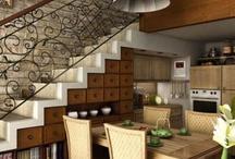 Interiéry inspirace - bydlení / Interiéry, design, dekorace