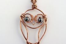OWL jEWELRY / by Kathy Kinney