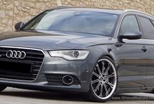 Modified Audi A6 (4th generation, C7 Typ 4G) / Modified Audi A6 (4th generation, C7 Typ 4G)