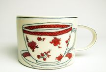 Mug, cup and china / by Erica Mundys