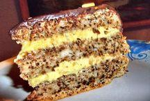 Romanian cakes