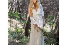 Vestidos de novia estilo Rústico