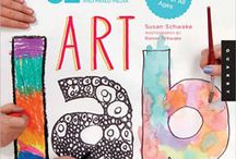 Children Books that Inspire Creativity / by I Love my Kids' Art