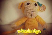moje crochet tvořeníčko :-)