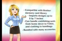 Brother Embroidery and Sewing Machines