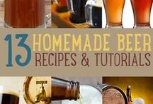 Brewing Recipes and Articles