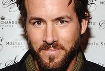Ryan Reynolds / by Kimberly