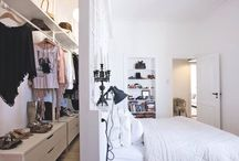 Walk in wardrobe & Storage