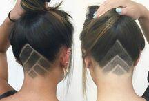 fryzury damskie / pod kok