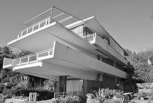 Architettura - Leonardo Ricci (1918-1994) / Architetto Italiano