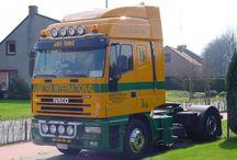 T IVECO TRUCKS - EUROCARGO/EUROSTAR/EUROTECH / Trucks of the Italian brand IVECO,Eurocargo,EuroStar & Eurotech ranger series.