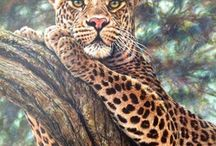 African Wildlife in Art