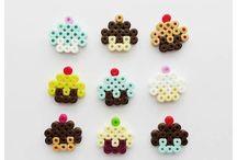 Comida / Comida Hama Beads