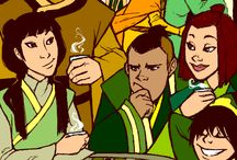 Avatar the last airbender KATAANG / Love Aang and Katara and I ship Kataang so yeh lots of Kataang will be posted and also Tokka hehe okay that's it
