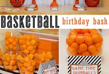 Basketball birthday / by Heather Ruyeras