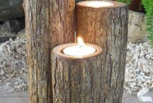 Candle holders