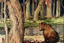 Folktale/ Fairy Tale Art