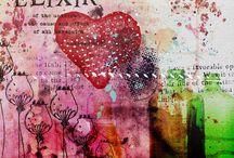 |   I n s p i r a t i o n    Digital   | / Inspiration digital ART / by | L i n d a B r u n |