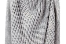 Вязание на спицах.