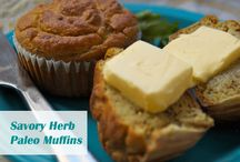 Breads/Muffins/Crusts/Tortillas - Grain Free / by Tracy Brown-Turner