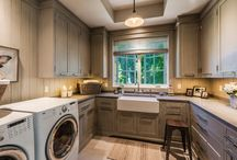 Mudrooms/Laundry Rooms