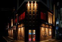 "Fishmarket UO8 / LSD design co., ltd. ""Fishmarket UO8 ""/2013/dining bar/Oita, Japan/Interior and facade design"