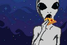 Alien stuff 1
