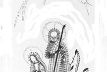Paličkované betlémy