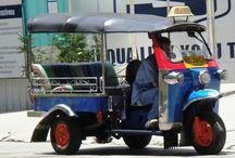 ESPECIAL MOTOCAS NA TAILANDIA