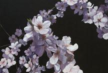 Wonderful Flower Paintings / flower paintings