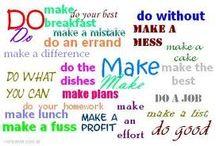 Grammar / Grammar worksheets