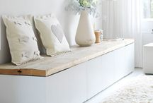 WHITE Interieur