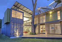 Container and pre-fab homes