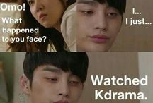 K drama memes