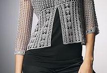 bolerka sweterki letnie