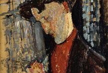 Amedeo Modigliani Oil Paintings