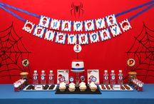 Spider Man Birthday / by Shannon Schellenberg