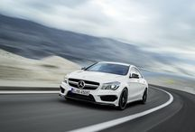 Mercedes-Benz CLA 45 AMG / The new CLA 45 AMG. Annihilates the status quo.