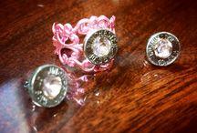 Jewelry❤️ / Handmade bullet jewelry / by Breezy Adams