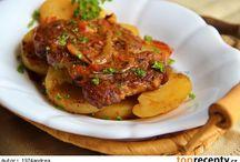 VEPŘOVÉ maso (různé)