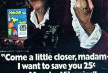 Vincent Price Vintage Ads