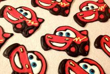 the cars cookies