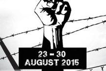 Κατά της κρατικής καταστολής, της αυθαιρεσίας και του πολέμου