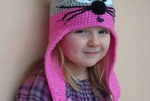 Children's knits and crochet